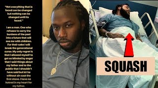 """Buju Son Not Done Yet """"marcus Regrets""""   Squash In Hospital...nope"""