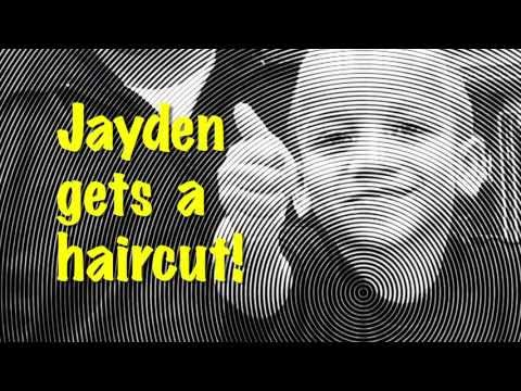 Gary Kazoo presents: Jayden gets a Haircut