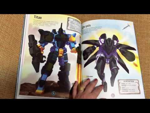 Usborne - Build your own Robots Sticker Book