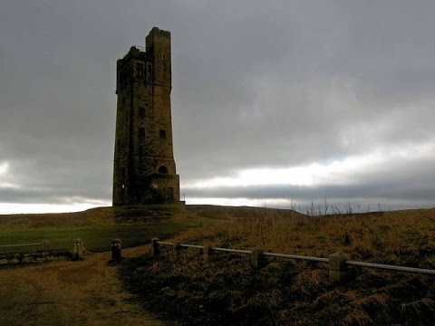 Places to see in ( Huddersfield - UK ) Castle Hill