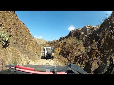 Big Bend, October 2012, Black Gap Road