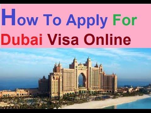 How To Apply For Dubai Visa Online