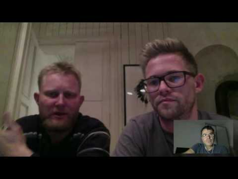 CMOS #16: Jan Henning Thorsen and Marcus Ramberg about Convos
