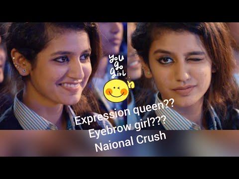 New Whatsapp Status Video 2018 - Priya Parkash Varrier - Oru Adaar Love | Viral video | full biology