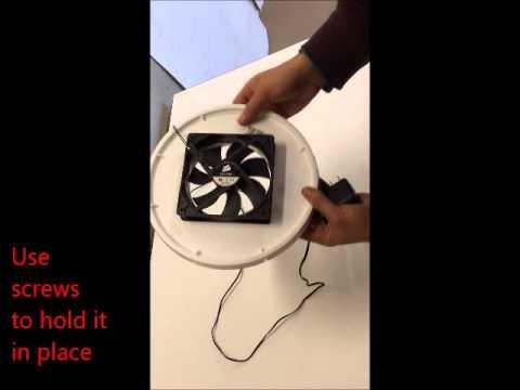 How to make a cheap air filter