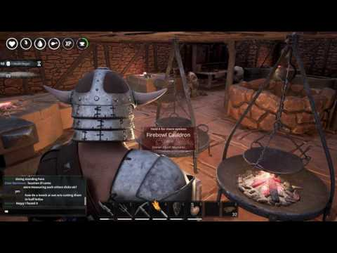 Conan Exiles: How to make steel/steelfire