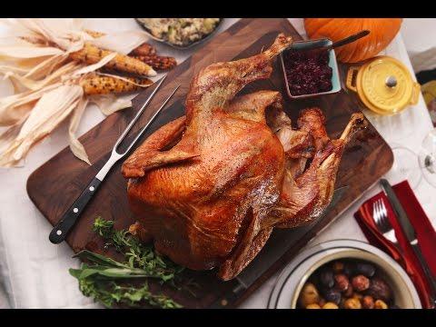 How to Make a Simple Roast Turkey