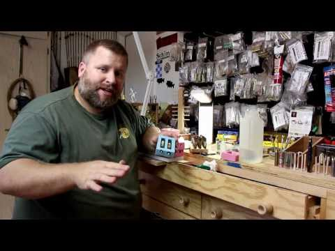 Pen Making Series: How to make a Steampunk Watch Parts Pen, #3 The Molds