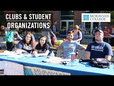 Moravian College Clubs & Student Organizations 2017