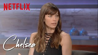 Jessica Biel on 'The Sinner,' Working Out, and Motherhood (Full Interview) | Chelsea | Netflix