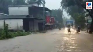 കോഴിക്കോട്  ശക്തമായ മഴ| Kozhikode heavy rain