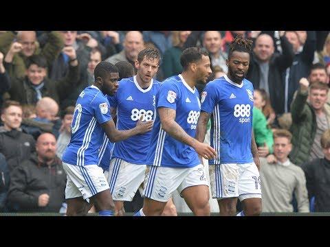Birmingham City 1- 1 Burton Albion | Extended highlights