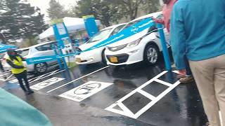 Grand opening of the Milwaukee Electric avenue charging stations