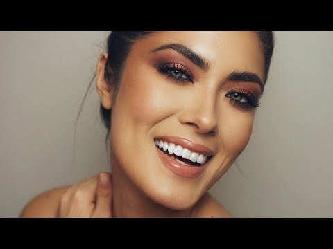 Sultry Nude Pink Makeup Tutorial | Kathleen Lights Dream St. | Melissa Alatorre