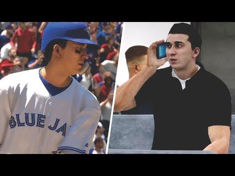 TELLING MANAGER TO START ME OR TRADE ME! MLB The Show 18 Road To The Show