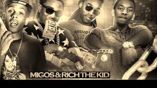 Migos Feat Rich The Kid - Jumpin Like Jordan [Prod  By Mercy]
