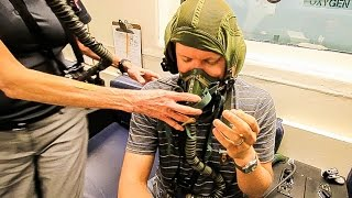 Why You Should Put YOUR MASK On First (My Brain Without Oxygen) - Smarter Every Day 157
