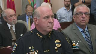 Coral Gables Police Chief Reprimand Rescinded