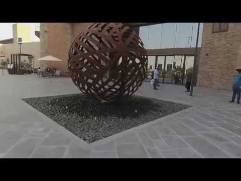 New Outlet Village mall at Jebel Ali, Dubai.