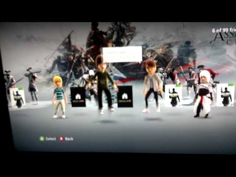 Assassins Creed 3 new theme for xbox360