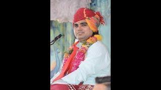 Mahate mandir aswar bhind bhagwat katha by SATISH KAUSHIK JI MAHARAJ day06