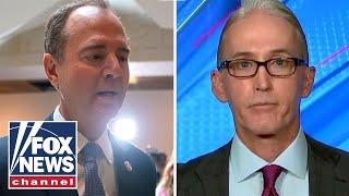 Trey Gowdy slams Rep. Adam Schiff for 'leaking like a sieve'