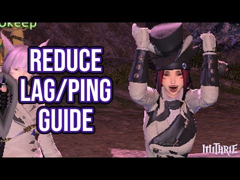 Improve Ping Guide / Reduce Lag Guide / Improve Web Browsing Speed