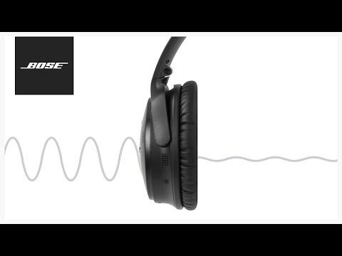 Bose QuietComfort 35 II – Noise Cancellation Modes