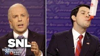 2012 Vice Presidential Debate - SNL