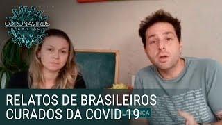 Boas notícias: veja relatos de brasileiros curados da covid-19