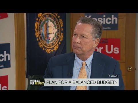 John Kasich on Budget: I Don't Make Promises I Can't Keep