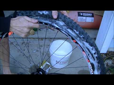How to Install a Tire on a Tubeless Rim