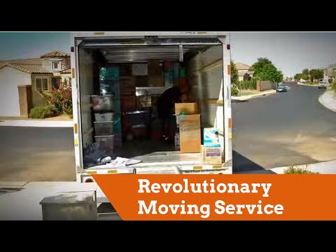 Revolutionary Moving Labor Service for Your Move (Time Lapse Move)