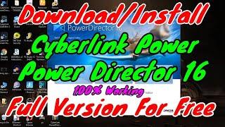 download powerdvd 16 full version