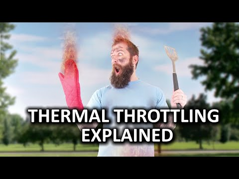 Thermal Throttling as Fast As Possible
