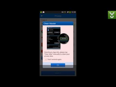 Clean Master - Clean up cache and history on your Android phone - Download Video Previews