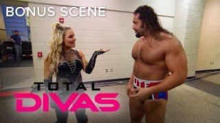 Total Divas | Nattie Tries Settle the Feud With Lana | E!