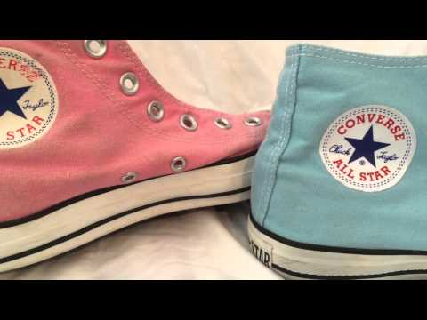 Are your Converse fake?