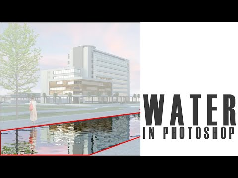 [STEP BY STEP] Make water reflection in photoshop