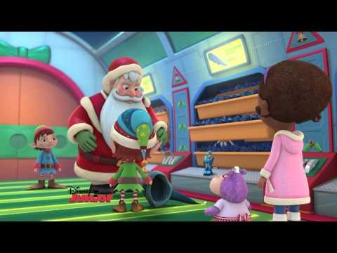 Doc McStuffins | A Very McStuffins Christmas [Part 2] | Disney Junior UK