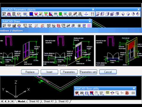 Stair generator, slabs, floor duplication, roof generator