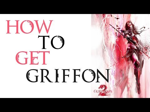 GW2  - How to get griffon, secret flying mount complete guide