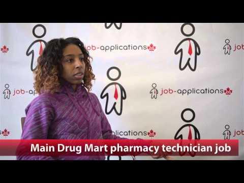 Main Drug Mart Pharmacy Technician Job
