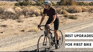 Cheapest Three Upgrades For Entry Level Bike