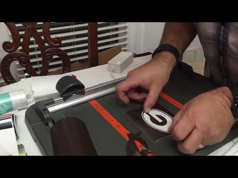 ManCrafting™ DIY YETI RAMBLER PERMANENT CUSTOMIZATION