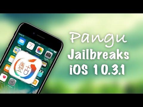 iOS 10.3.1 Pangu Jailbreak - Everything You Need to Know!