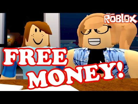 Roblox / GOT FREE MONEY!!! / RoCitizens / GamingwithPawesomeTV