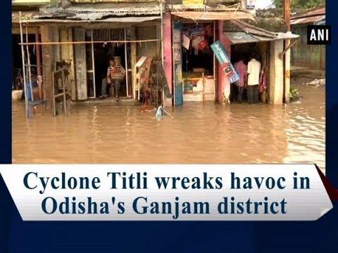 Xxx Mp4 Cyclone Titli Wreaks Havoc In Odisha 39 S Ganjam District Odisha News 3gp Sex