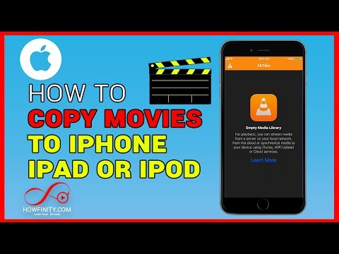 How to copy movies from your computer to your iPhone or iPad or iPod