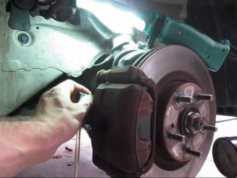 How to bleed brakes with no helper